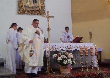 Jubileusz 40-lecia święceń kapłańskich ks. Kanonika