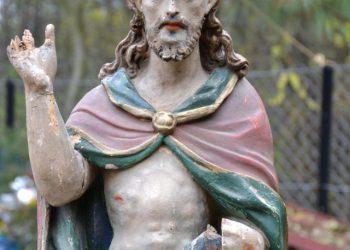 Rzeźba zmartwychwstała!