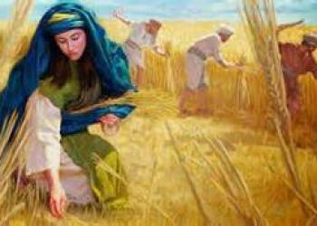 POSTACIE BIBLIJNE – RUT