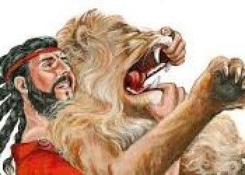 POSTACIE BIBLIJNE – SAMSON