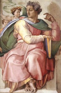 Isaiah-Michelangelo kk