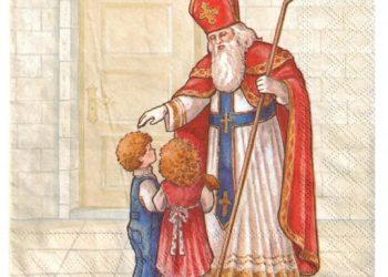 Święty Mikołaj – biskup Miry