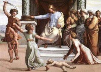POSTACIE BIBLIJNE  – KRÓL SALOMON