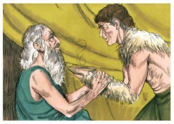 Postacie biblijne – Ezaw i Jakub